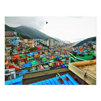 Gamcheon Cultural Village Korea Photo