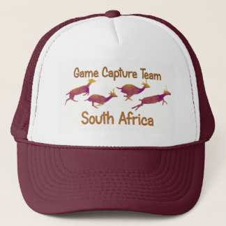 Game Capture Team Safari Cap
