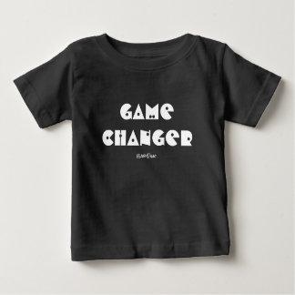 Game Changer baby t-shirt