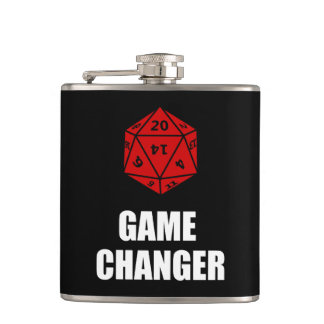 Game Changer Flask