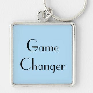 Game Changer Key Ring
