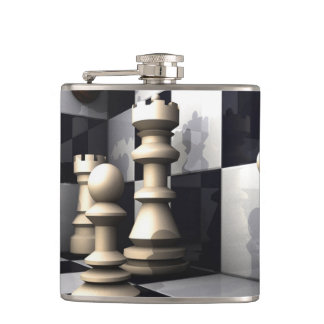 Game Chess Hobby Flask