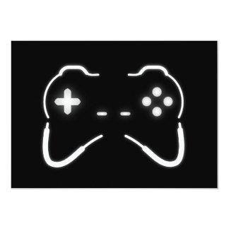 Game Controller Personalized Invitation