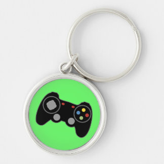 Game Controller Key Ring