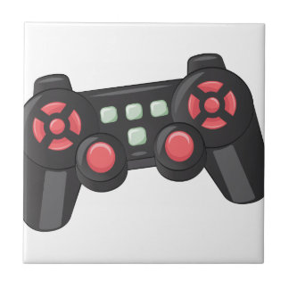 Game Controller Small Square Tile