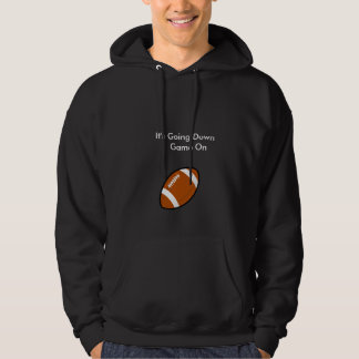 Game Day Hoodie Football