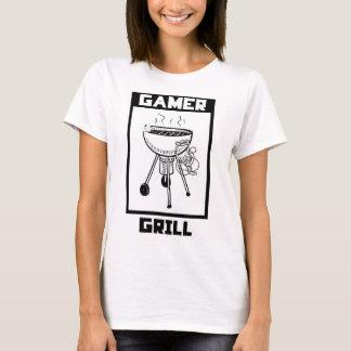 Game Grill T-Shirt - Gamer Fashion