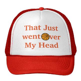 Game Hat-Basketball Cap