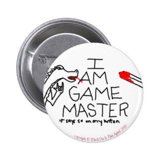 Game Master Button