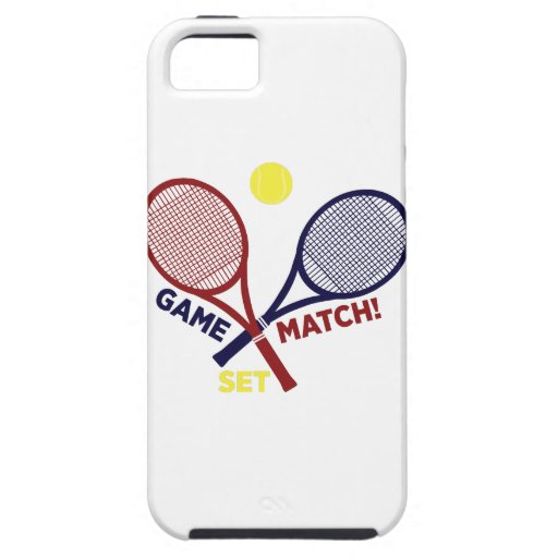 Game Match Set Cover For iPhone 5/5S
