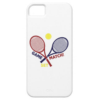 Game Match Set iPhone 5 Cases