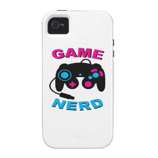 Game Nerd iPhone 4 Covers