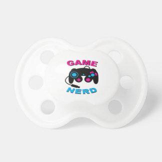 Game Nerd Pacifiers