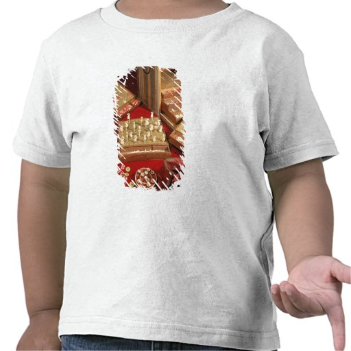 Game of Dauphin lotto invented by Louis XIV Tee Shirt
