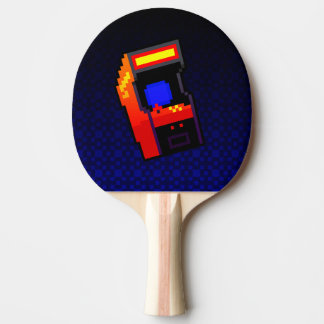 Game On! blue arcade Ping Pong Paddle