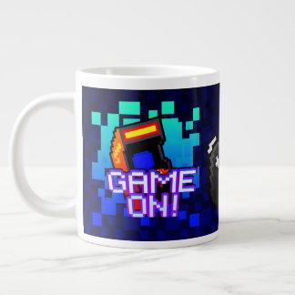 Game On! blue Jumbo Mug