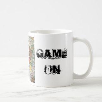 Game on!  Board games Basic White Mug