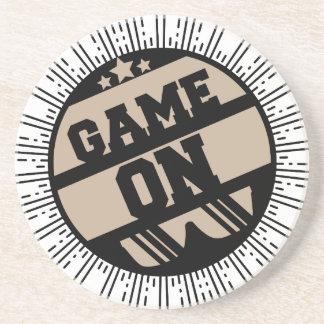 Game on coaster