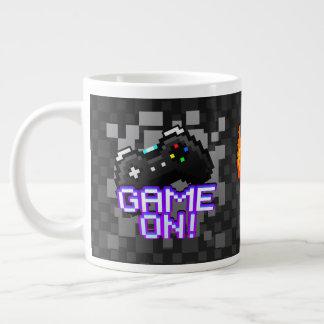 Game On! dark Jumbo Mug