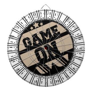 Game on dartboard