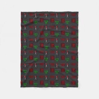 Game On Fleece Blanket