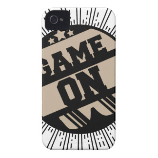 Game on iPhone 4 cover