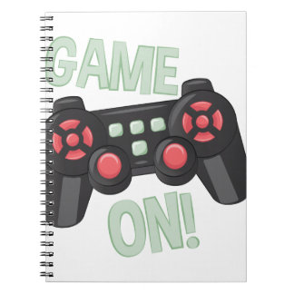 Game On Notebook