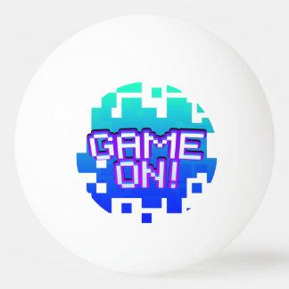 Game On! Ping Pong Ball