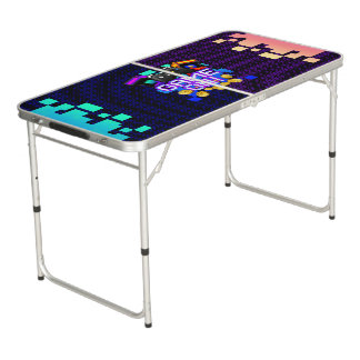 Game On! Pong Table