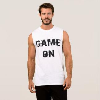 Game On Sleeveless Shirt
