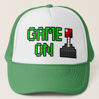 Game On Trucker Hat