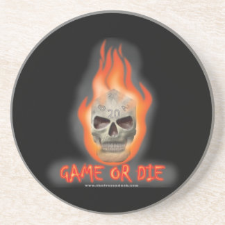Game or Die Coasters