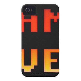 Game over 8bit retro iPhone 4 case