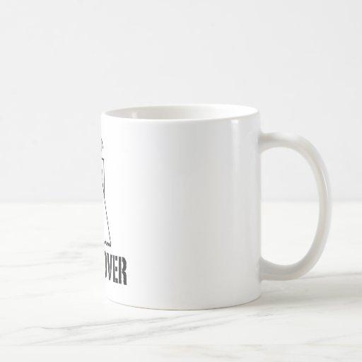 Game Over Bride Groom Wedding Coffee Mug