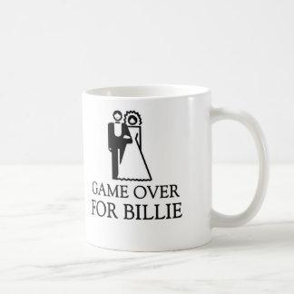 Game Over For Billie Mug