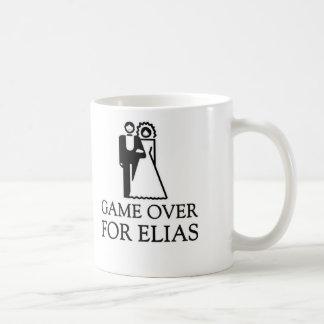Game Over For Elias Mug