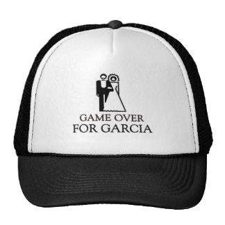 Game Over For Garcia Hats
