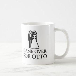 Game Over For Otto Mug