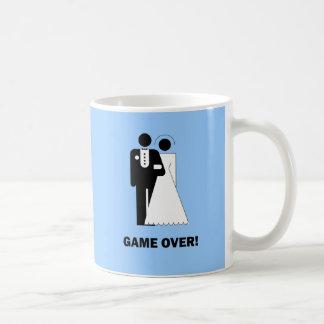 Game over coffee mugs