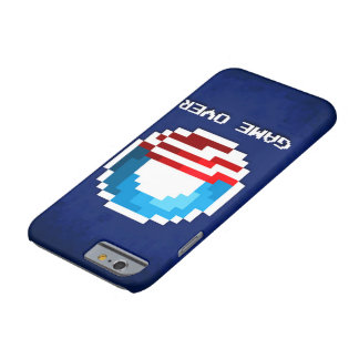 Game Over Obama iPhone Case