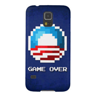 Game Over Obama Phone Case