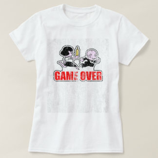 Game Over Player DS T-Shirt