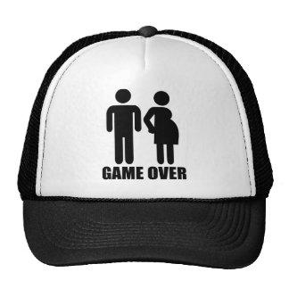 Game over Pregnancy Hat