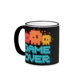 Game Over Ringer Mug