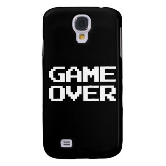 Game Over Samsung Galaxy S4 Cases