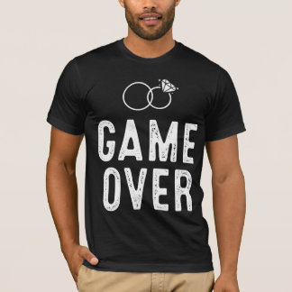 Game Over T-Shirt For Bachelor Party