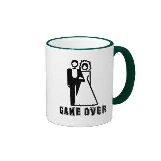 GAME OVER T-shirt Mug