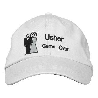 Game Over - Usher Baseball Cap