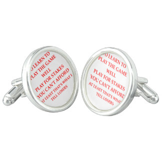 game player cuff links