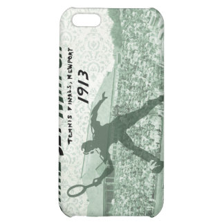 Game Set Match Vintage Tennis poster iPhone 5C Covers